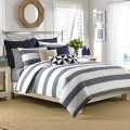 Nautica lawndale navy comforter and duvet sets from beddingstyle com