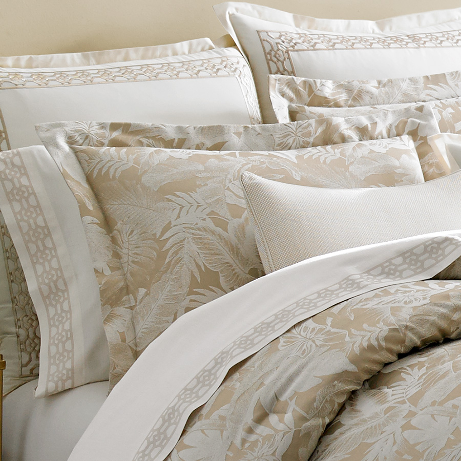 Tommy Bahama Mangrove Comforter and Duvet Set from