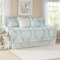 Laura Ashley Rowland Blue Daybed Set from Beddingstyle.com