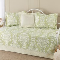 Laura Ashley Rowland Green Daybed Bedding Set from ...