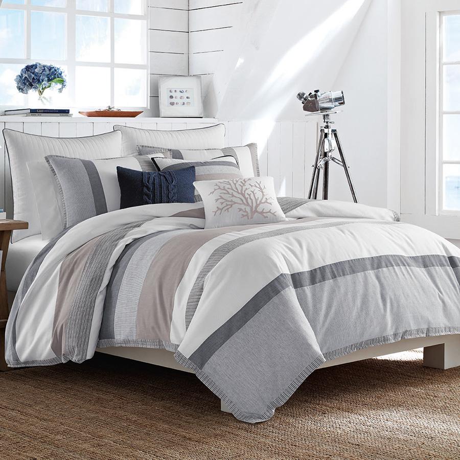 Nautica Tideway Comforter Set from Beddingstylecom