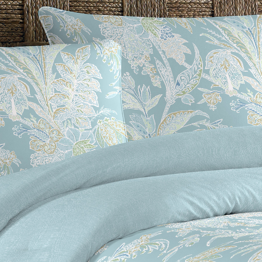 Tommy Bahama Tiki Bay Comforter Set from Beddingstylecom