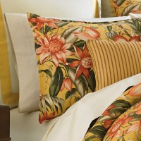 Tommy Bahama Tropical Lily Comforter & Duvet Sets from