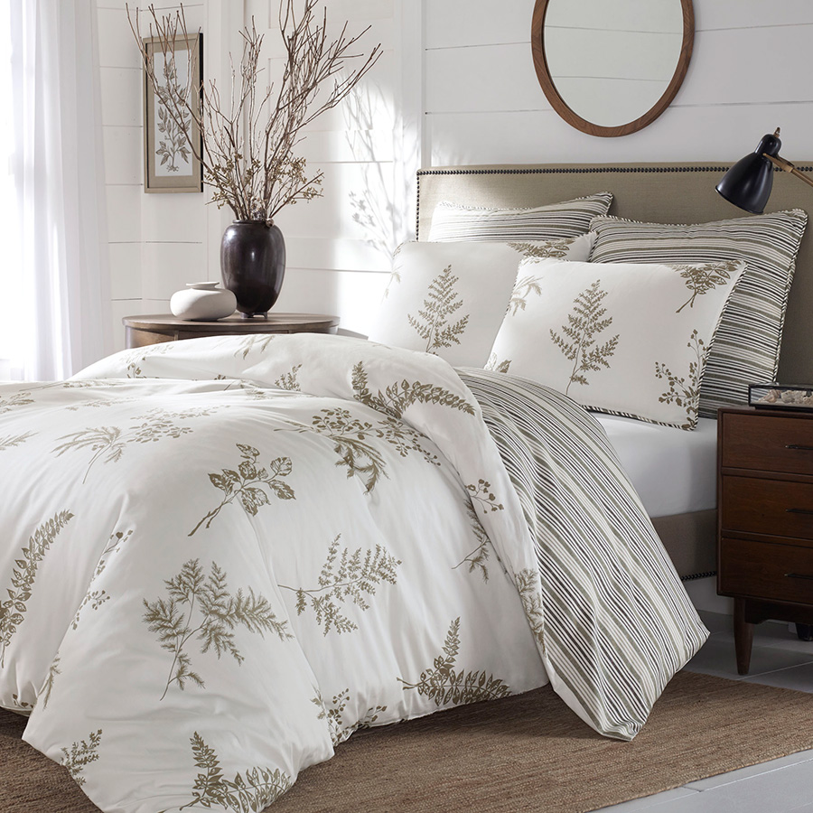 Stone Cottage Willow Comforter and Duvet Set from Beddingstylecom