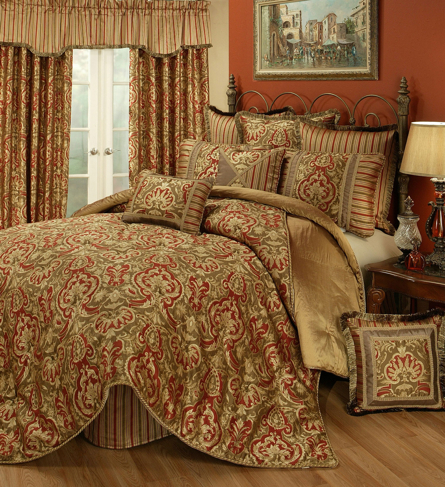 Botticelli by Austin Horn Luxury Bedding  BeddingSuperStorecom