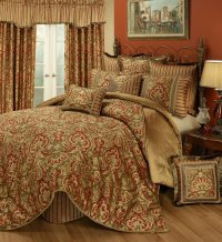 Botticelli by Austin Horn Luxury Bedding ...