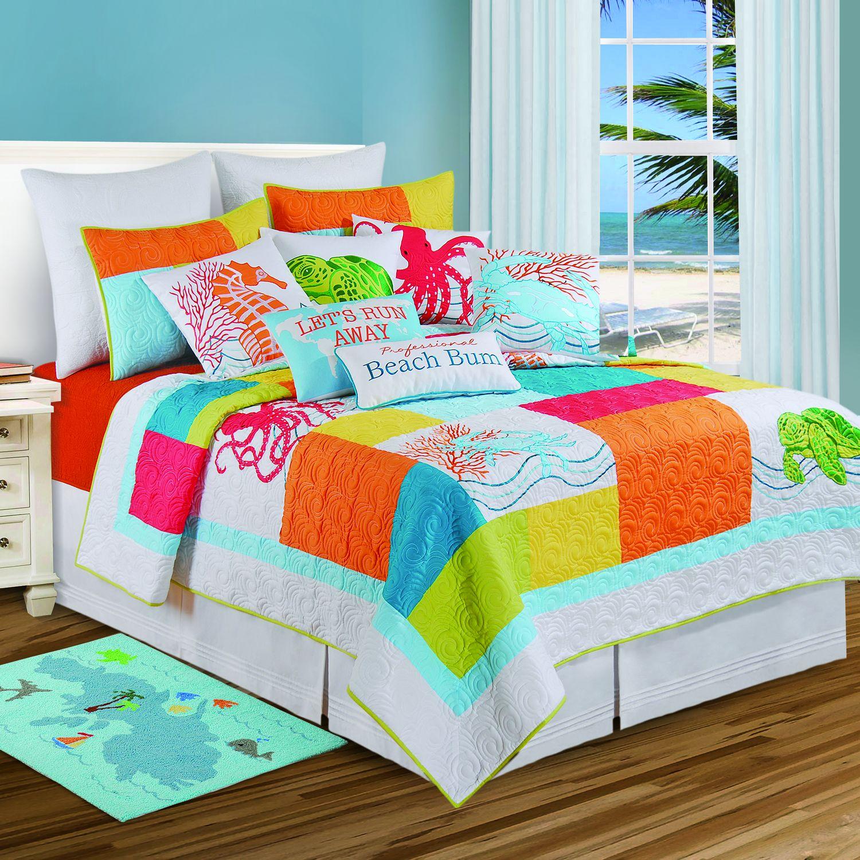 Tropic Escape By C Amp F Quilts Beddingsuperstore Com