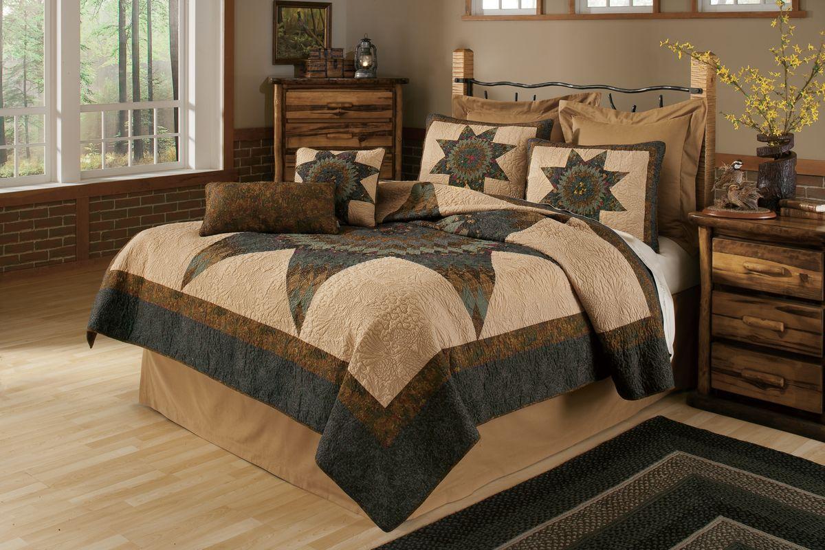 Forest Star By Donna Sharp Quilts Beddingsuperstore Com