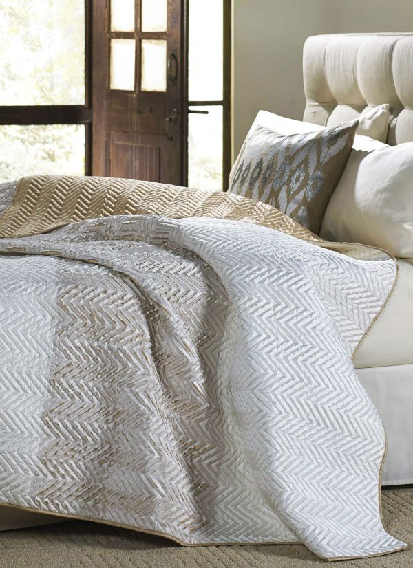 Tangier Ivory Cloud 9 Quilts