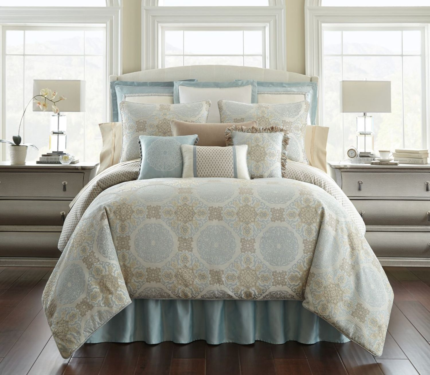 Jonet by Waterford Luxury Bedding  BeddingSuperStorecom