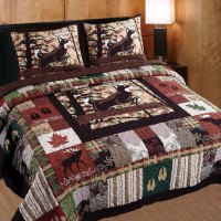 Whitetail Lodge by Greenland Home Fashions ...