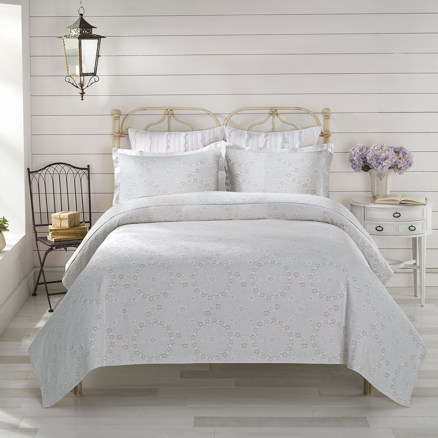 Meadow Taupe by Lamont Home  BeddingSuperStorecom