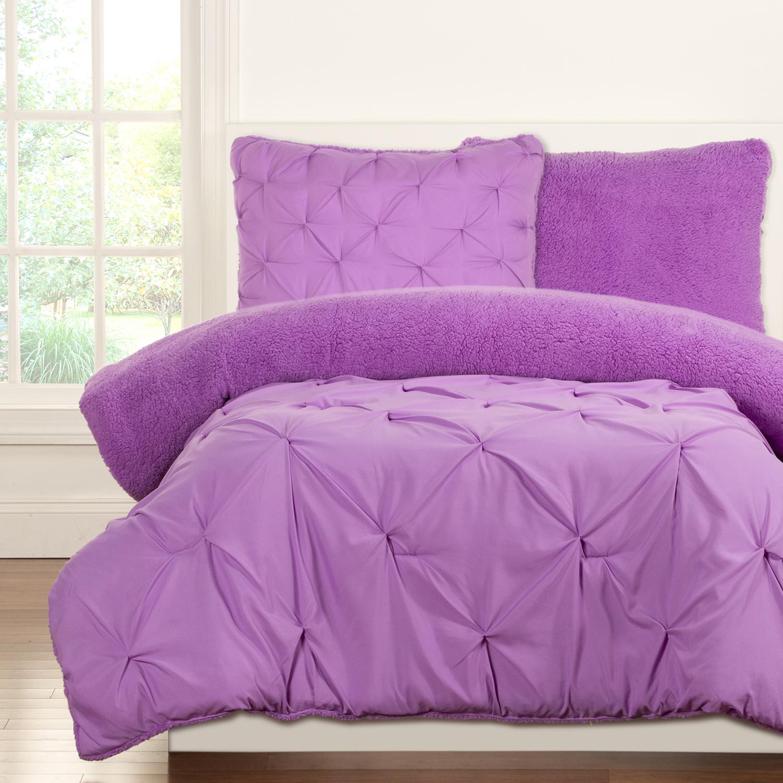 Playful Plush Vivid Violet By Crayola Bedding