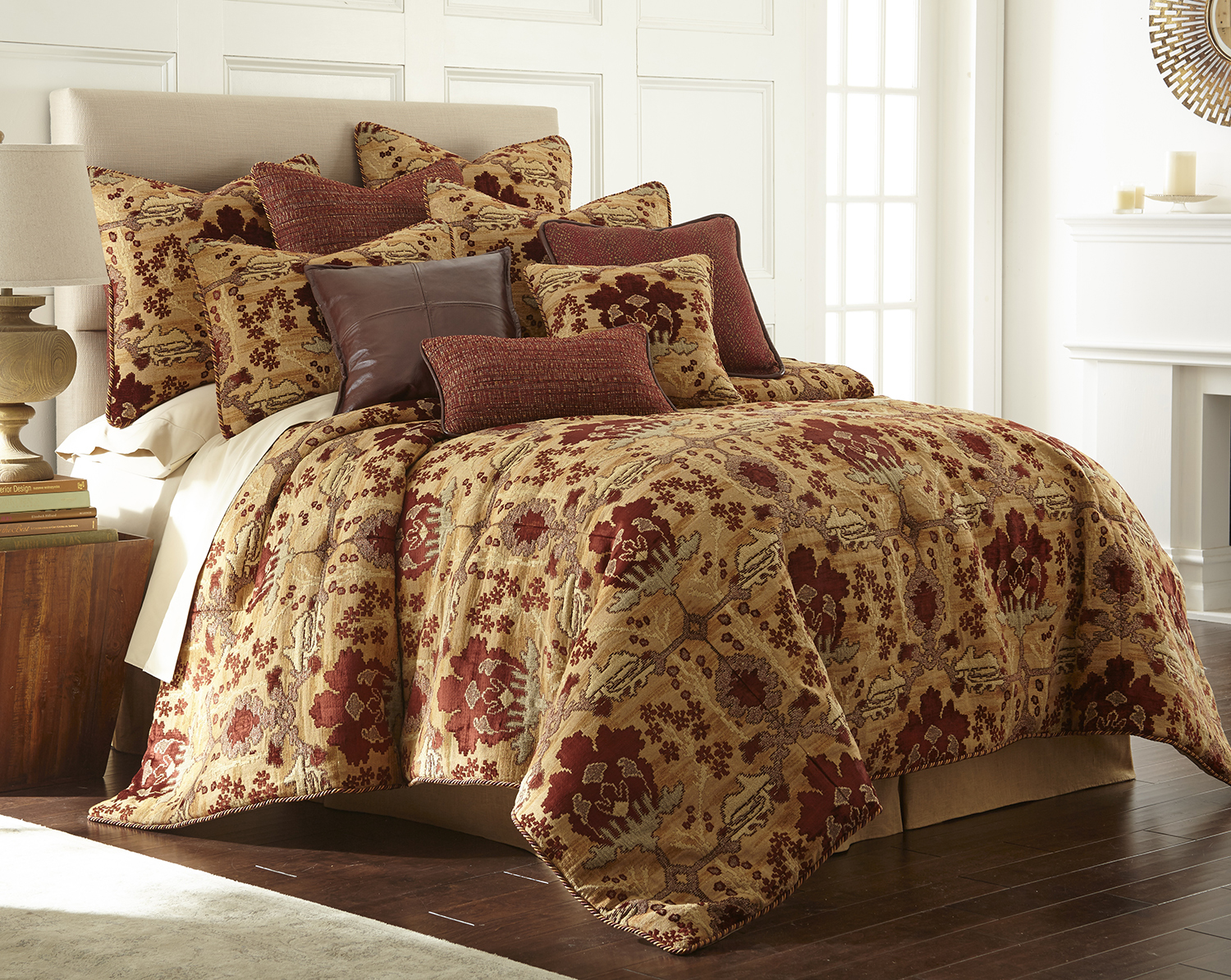 Dakota by Austin Horn Luxury Bedding  BeddingSuperStorecom