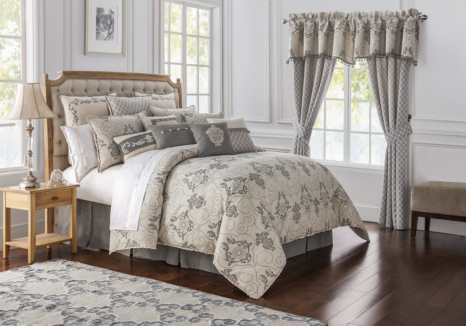 Maura Natural Waterford Luxury Bedding  BeddingSuperStorecom