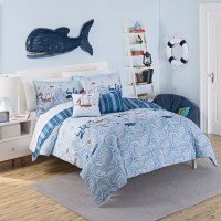 Ride the Waves by Waverly Kids Bedding Collection