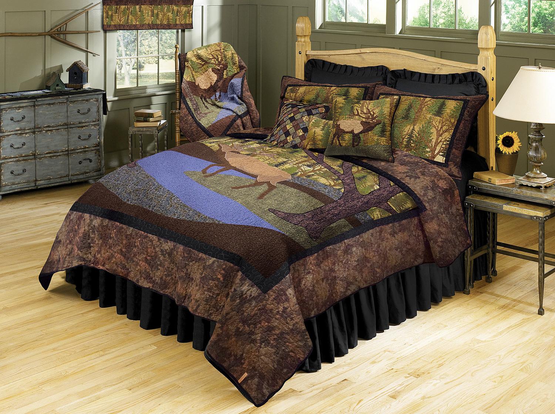 Elk River By Donna Sharp Quilts Beddingsuperstore Com