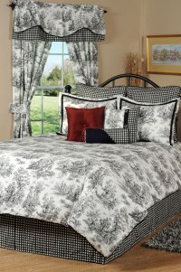 Jamestown Toile by Victor Mill - BeddingSuperStore.com