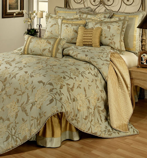 Savoy by Austin Horn Luxury Bedding  BeddingSuperStorecom