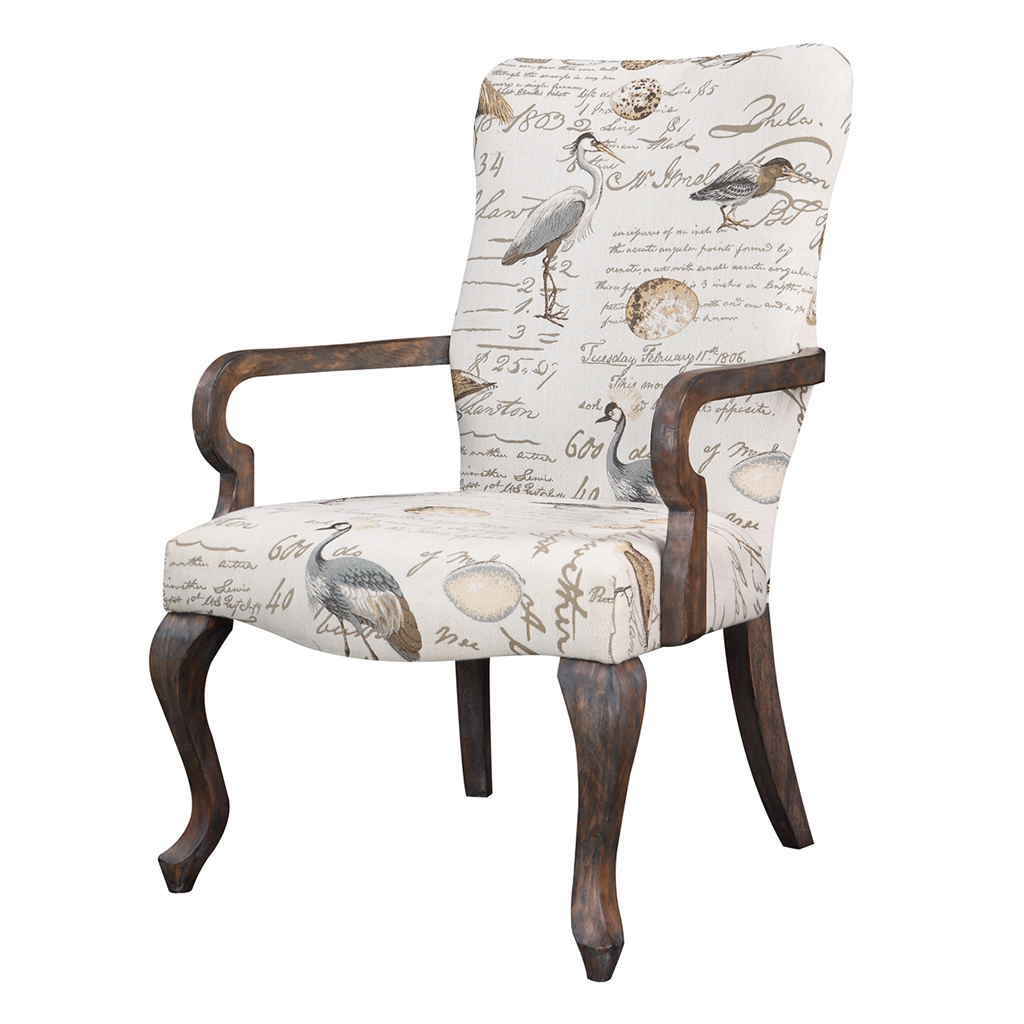 leopard print accent chair dining steel buy madison park arnau two - beddingsuperstore.com