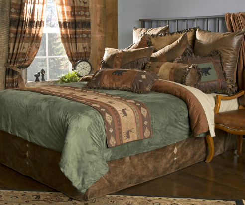 Northern Pine By Carstens Lodge Bedding