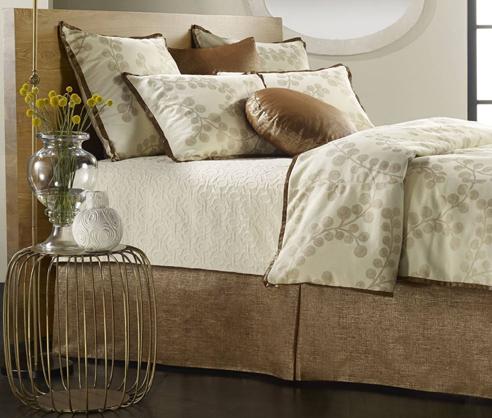 Splendore Copper by Mystic Home Luxury Bedding