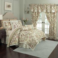 Ivory Sofa Set Red Living Room Design Graceful Garden By Waverly Bedding - Beddingsuperstore.com