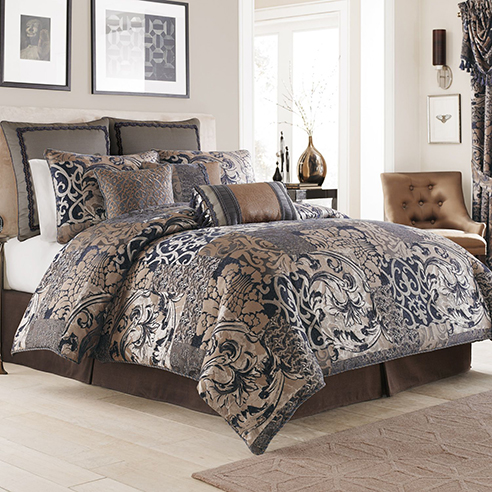 Ryland By Croscill Home Fashions