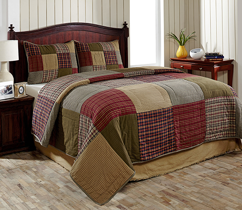 Bryan Block by by Olivias Heartland Quilts
