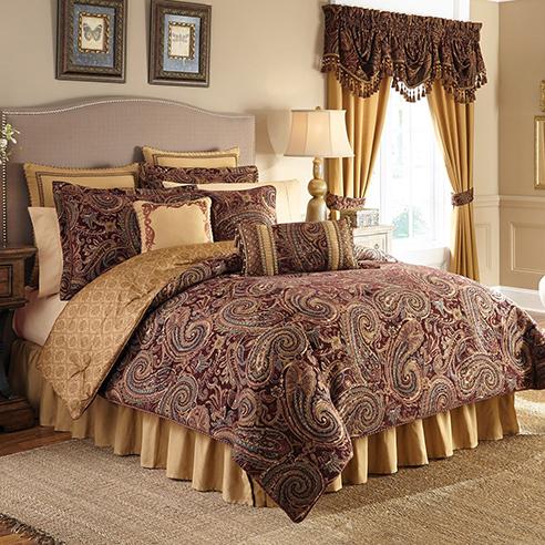 Regalia by Croscill Home Fashions  BeddingSuperStorecom