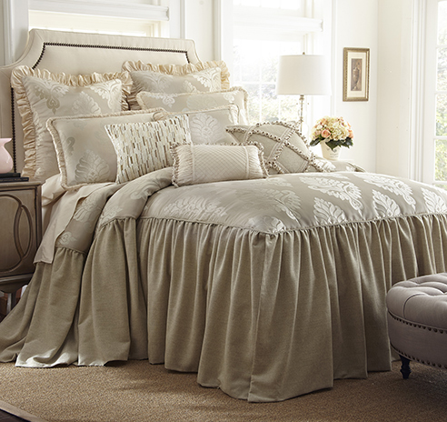 Jacqueline By Austin Horn Luxury Bedding