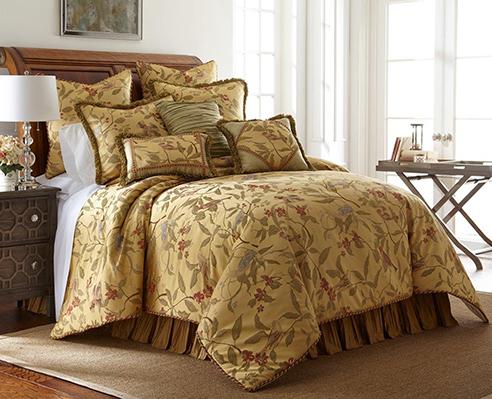 Mystic Bird by Austin Horn Luxury Bedding