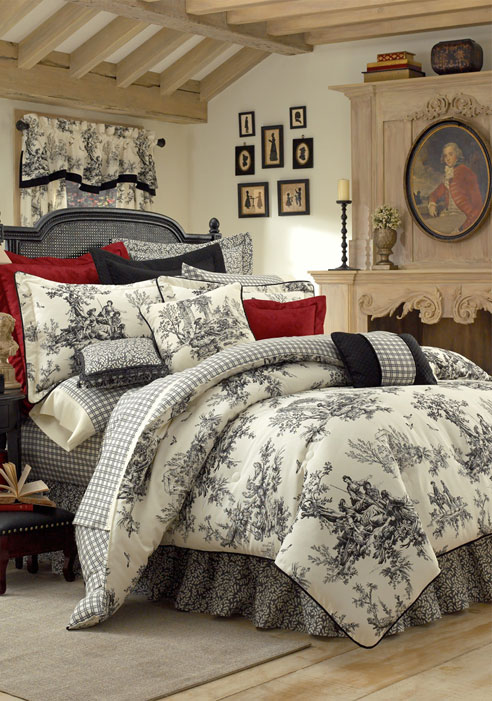 Bouvier By Thomasville Toile Bedding Amp Acc
