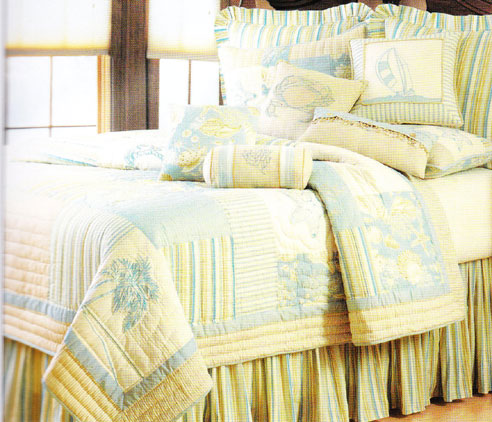 Coastal Living by CF Quilts  BeddingSuperStorecom