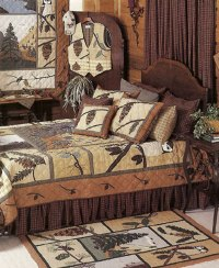 Pine Cone by Patchmagic Quilts - BeddingSuperStore.com