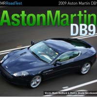 Aston Martin DB9 Review published