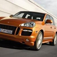 Porsche Cayenne GTS - another gender confused car