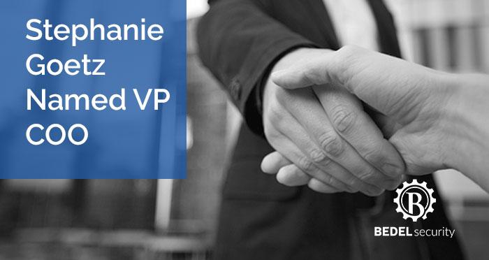 Stephanie Goetz named VP COO