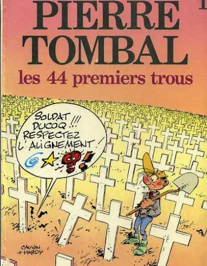 Pierre Tombal - T01 à T29
