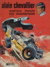 Alain Chevallier -1- Enfer pour un champion