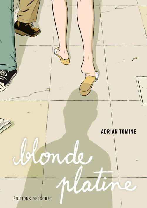 Blonde platine / Adrian Tomine (2001)