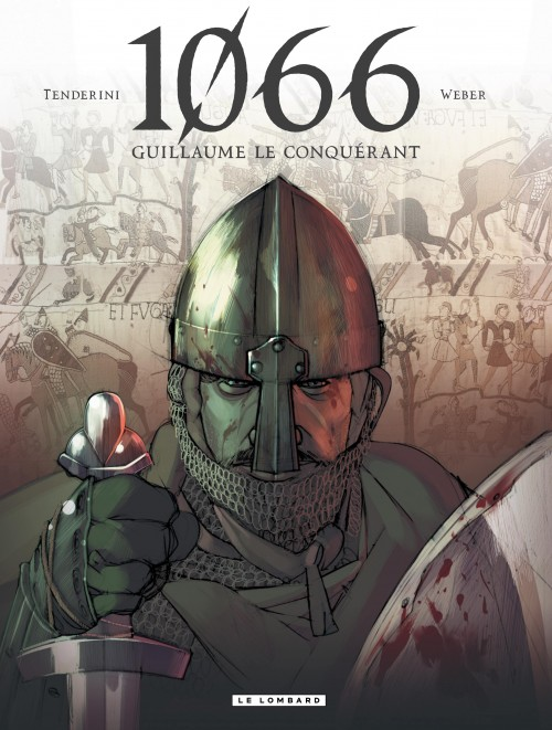 Couverture de 1066 -1- Guillaume le conquérant
