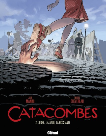 Catacombes - 3 tomes