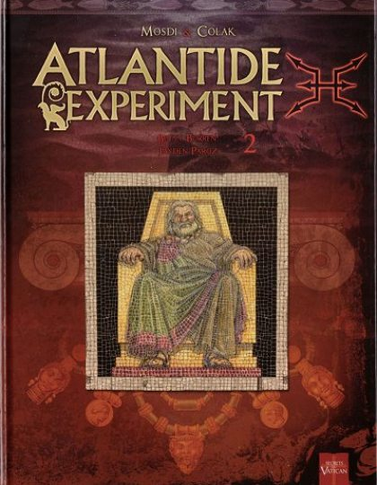 Atlantide Experiment Tome 2
