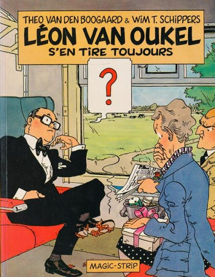 Léon-la-terreur - Intégrale 6 Tomes