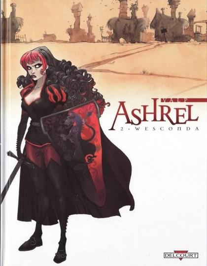 Ashrel Tome 2