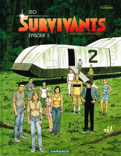 Survivants - Anomalies quantiques