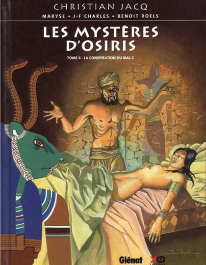 Les Mystères d'Osiris Tome 4