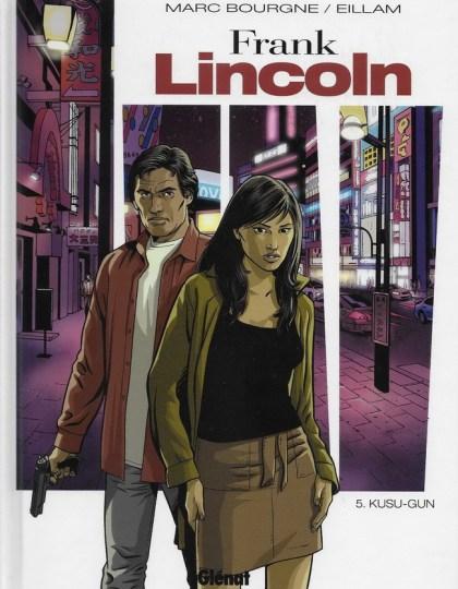 Frank Lincoln-Tomes 5et 6