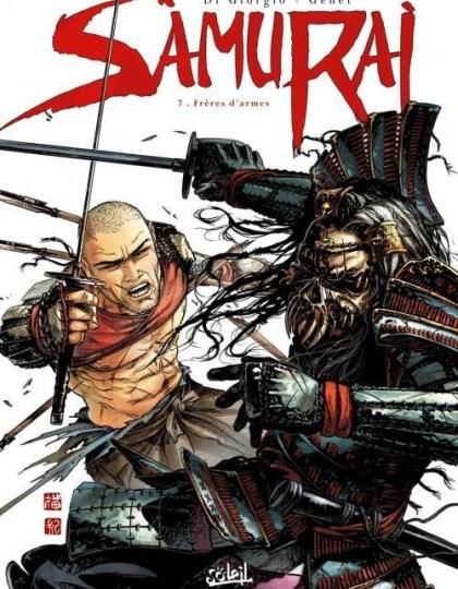 Samurai - Tome 7